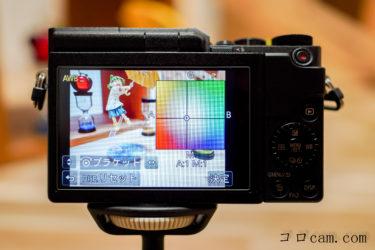 【設定レビュー】カメラ の色設定を変更して、画像編集無しでキレイに撮ろう!~Panasonic編~ (GF9,GF10,GX7mk2,GX7mk3など)