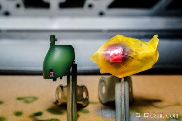 プラモの作り方 & 撮影の仕方 ガンプラ HG ジ・オリジン MS-05 ザクⅠ 制作編⑨ 部分塗装~後編~