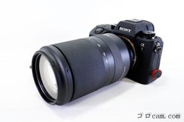 【商品レビュー】SONY Eマウント Tamron 70-180mm F/2.8 Di III VXD (Model A056)~Eマウントのマストアイテム~